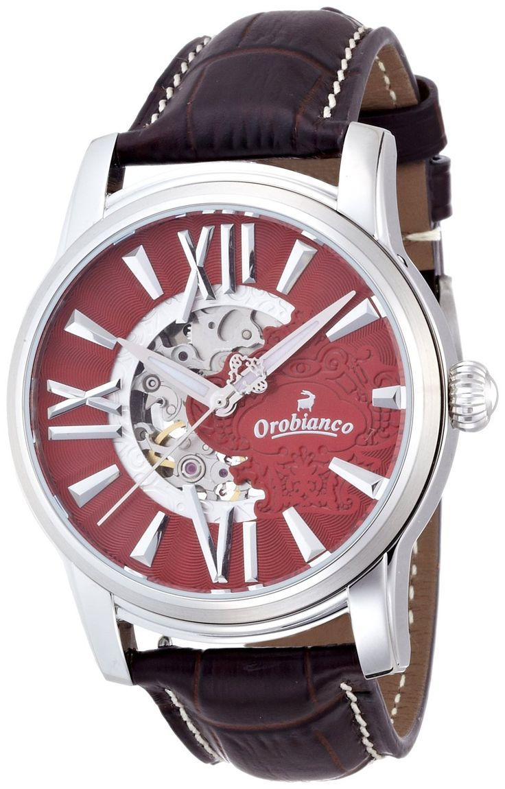 Amazon.co.jp: [オロビアンコタイムオラ]Orobinaco TIME-ORA ORAKLASSICA OR-0011-8 【正規輸入品】: 腕時計通販