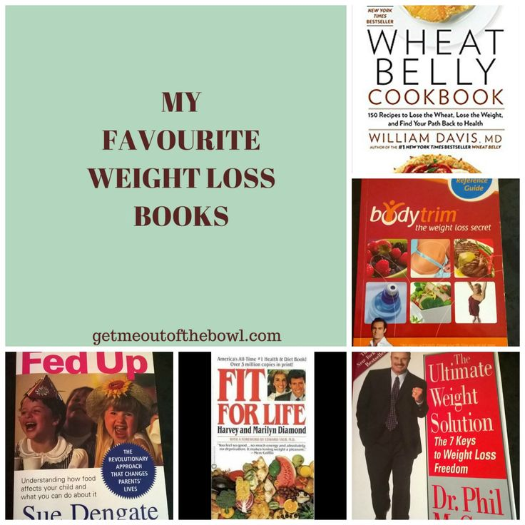 Have you read a really good weight loss book that turned your life around?