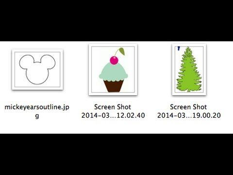 ▶ ▶ Auto Tracing Images with Brother ScanNCut Canvas Online Software - (LOTS of other tutorial video)