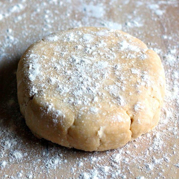 Baking the Goods - All Butter Vodka Pie Dough Recipe