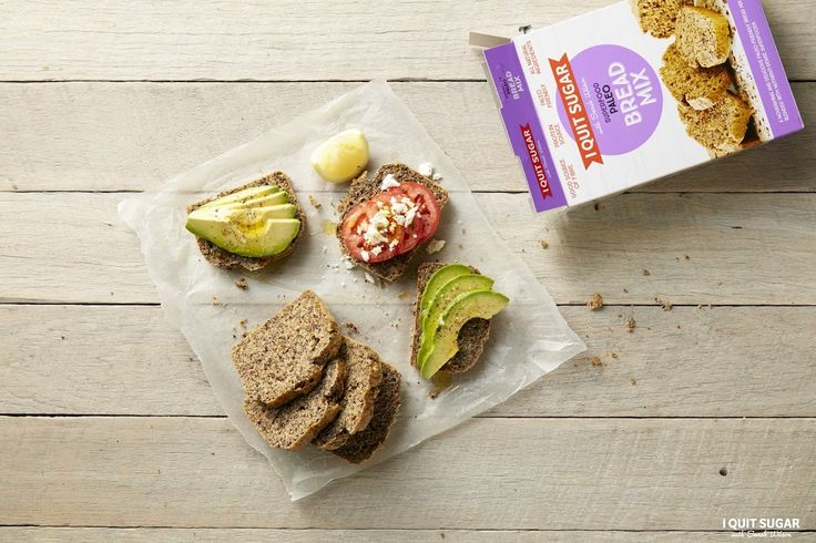 Looking for a paleo friendly source of fibre and protein that is made from all natural ingredients? Our Paleo Bread mix is just the thing! Available from Woolworths. – I Quit Sugar