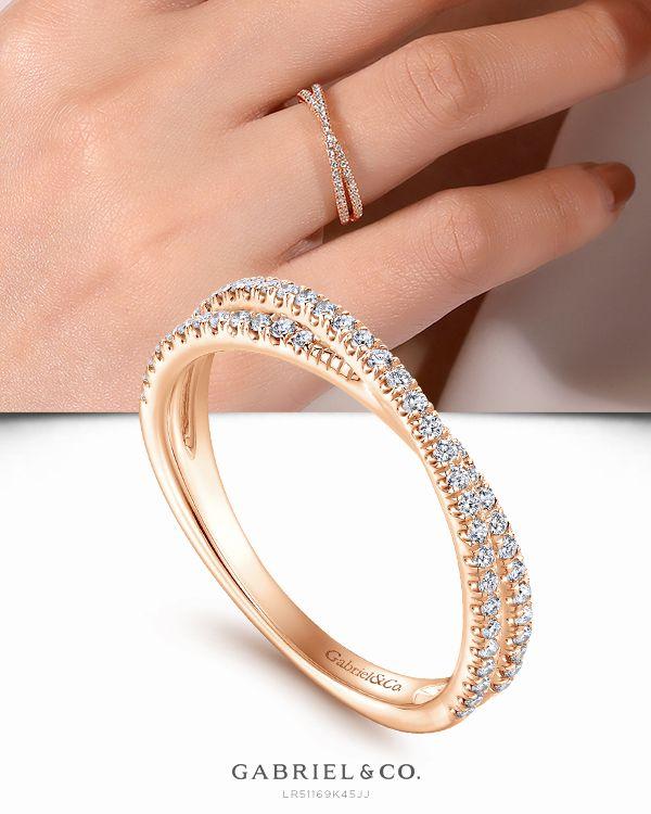 Solid 14k Rose Gold 0.24ct Real Diamond Tourmaline Ring Women/'s Jewelry