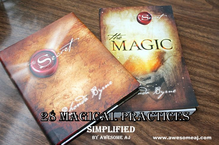 28 MAGICAL PRACTICE : STARTING FROM 25th JANUARY 2014