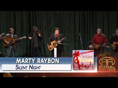 Marty Raybon - Silent Night (Christmas DVD)