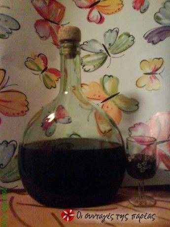 Ένα ποτό για όχι μόνο για να το πιούμε...