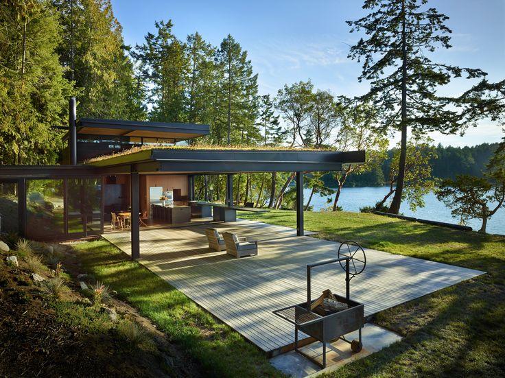 Lovely 8 Incredible Rustic Designs By Olson Kundig