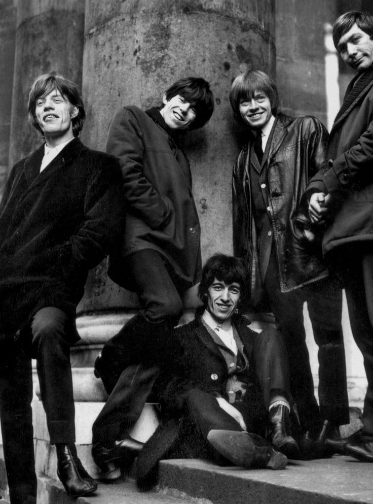 The Rolling Stones were the number two band in the 1960's, and at number one was The Beatles.