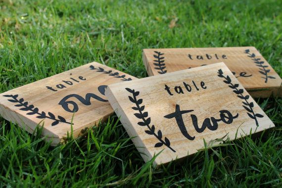Hey, I found this really awesome Etsy listing at https://www.etsy.com/au/listing/293037119/table-numbers-wedding-wooden-table