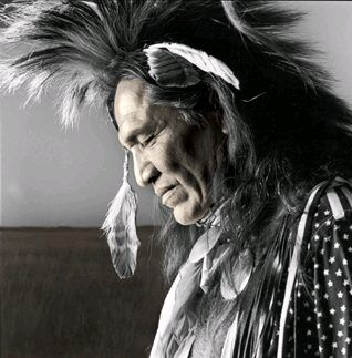 harvestheart: Native American (Great Plains) - Phil Borges/Tribal People