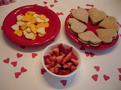 kids valentine's party