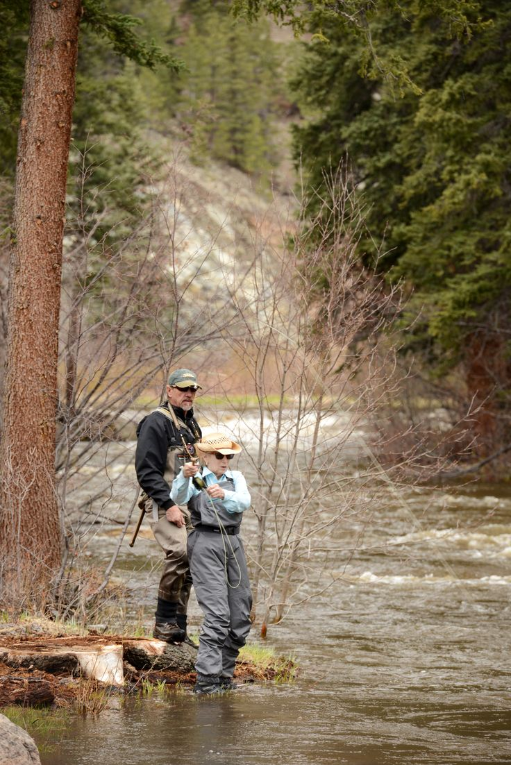 15 best the broadmoor fly fishing camp images on pinterest for Colorado springs fishing