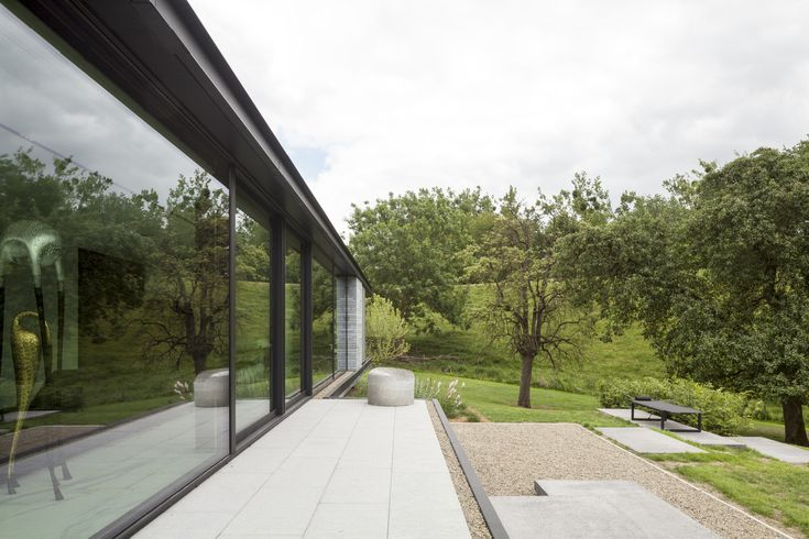 Gallery of H-Shaped House with Office / sam architects - 26