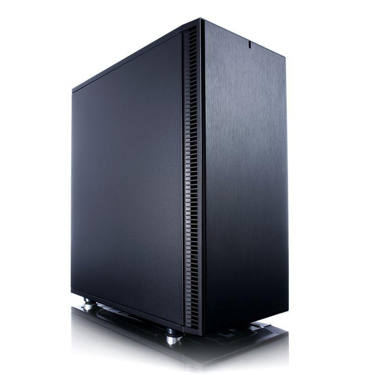 Boîtier PC Fractal Design Define C Black