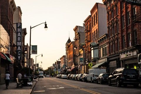 Historic Downtown Jersey City and Hoboken are locked in battle for most outstanding downtown in Northern New Jersey, with Montclair Center and Downtown Morristown also competing for the prize.