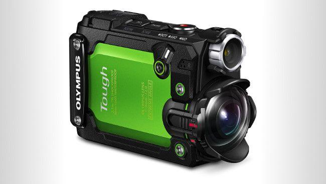 Olympus' impressive new action cam challenges GoPro