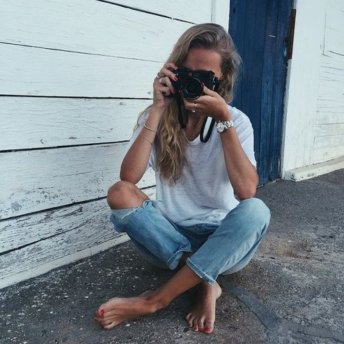 Snapshot :: Girls with Cameras :: Photographer :: Polaroid :: Capture Moments :: Take Pictures :: Free your Wild :: See more Untamed Photography Style + Inspiration @untamedorganica