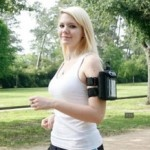 Kenmark Sports Introduces Lightweight-Armband Water Bottle to Make Your Daily Run Easier