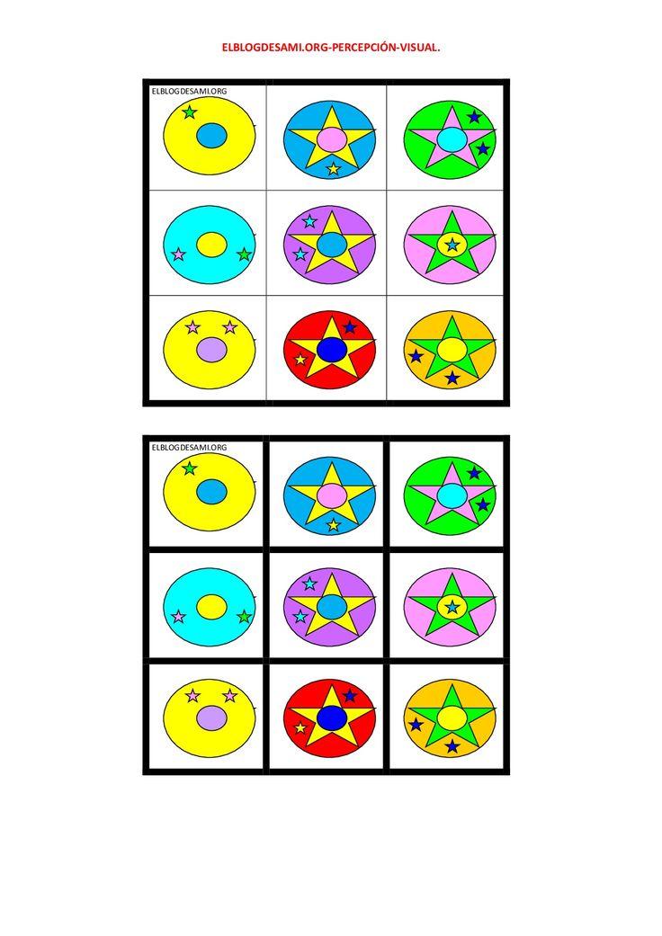 Objetivo(s): Estimular y reforzar la percepción visual. … Leer más
