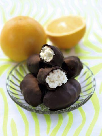 Lavkarbo-bounty-chokoladebar | Slankeklubben.dk