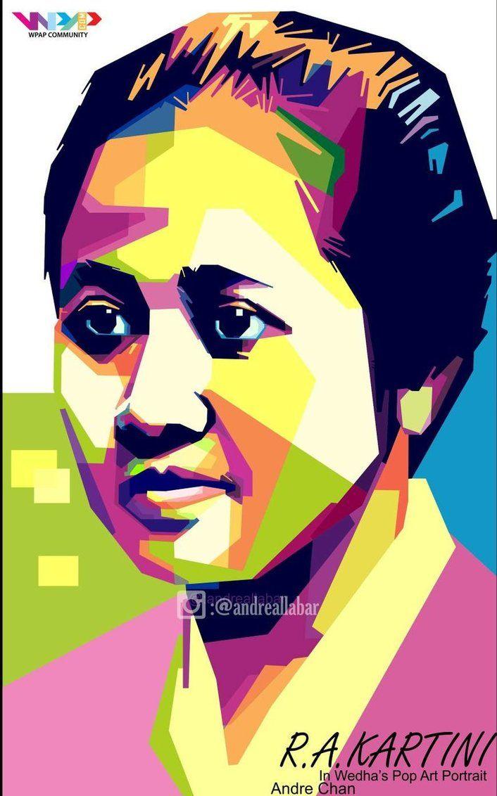 WPAP Kartini By andreallabar