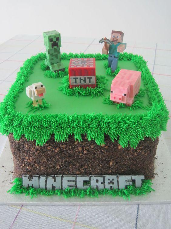 Best 25 Cake minecraft ideas on Pinterest Mine craft cake Mine