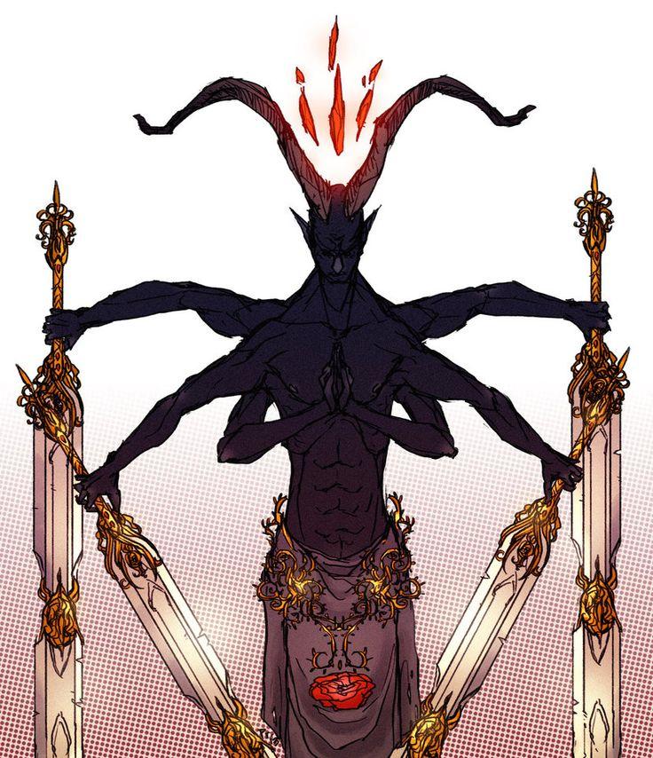 Demon by ~pabloano on deviantART