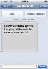 SMS-REKLAMA.sk - mobilný marketing