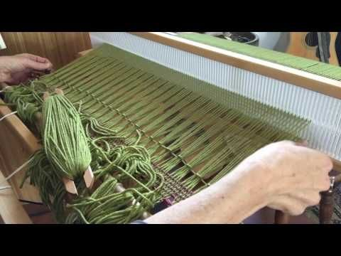 """Yarnworker is a place for rigid-heddle patterns and know-how. The brainchild of Liz Gipson, author of """"Weaving Made Easy,"""" Yarnworker is a place for yarn ent..."""