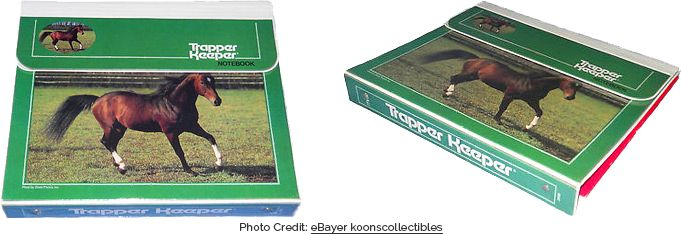 Horse Trapper Keeper