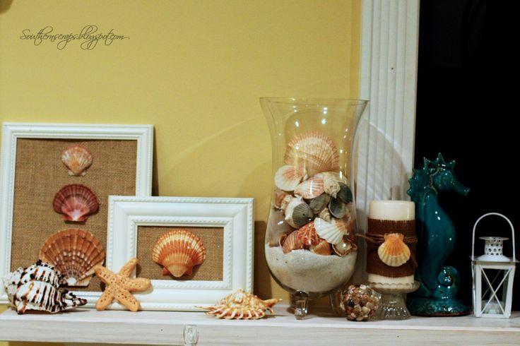 36 Breezy Beach Inspired Diy Home Decorating Ideas: Best 25+ Beach Theme Office Ideas On Pinterest
