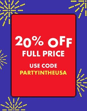 Enter code: PARTYINTHEUSA for 20% off full price items shipped in the U.S. Valid until July 8. http://www.codesium.com/asos-discount-code/ Or choose one from already discounted items on a big ASOS sale up to 50% off happening right now.