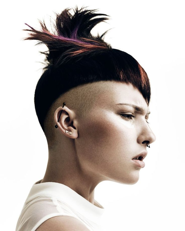 Hair: Neil Barton using Goldwell Photography: Richard Miles Make Up: Megumi Styling: Bernard Connelly
