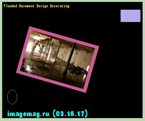 Flooded Basement Design Decorating  - The Best Image Search