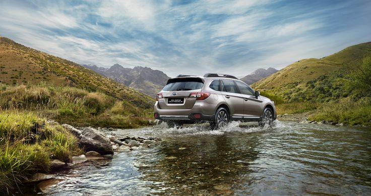 All New Outback
