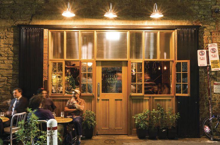 Bar, Clever Little Tailor, Adelaide, South Australia