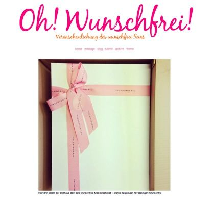 PLAKINGER Packagaing on Kathrin Fricke's niewunschfrei.tumblr.com. byplakinger.com