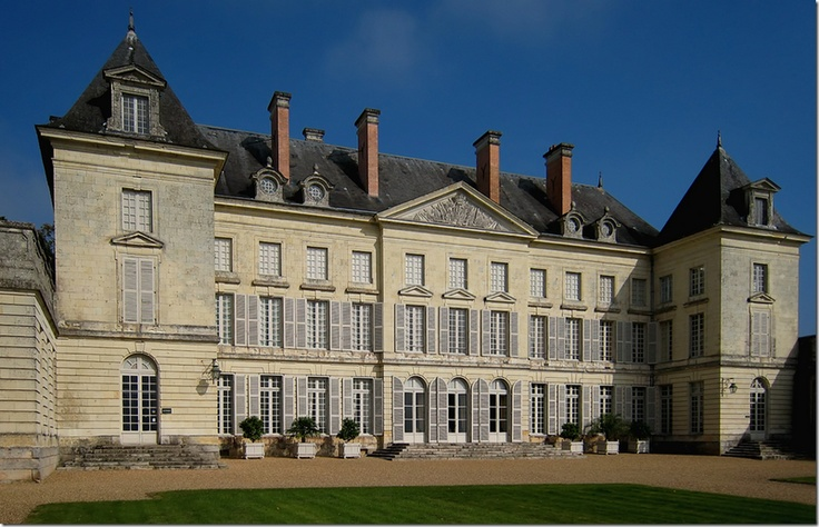 Loire Valley: Castle Montgeoffroy, Chateaus, Loire Valley, Of The, France, Castle, Chateau De, La Loire