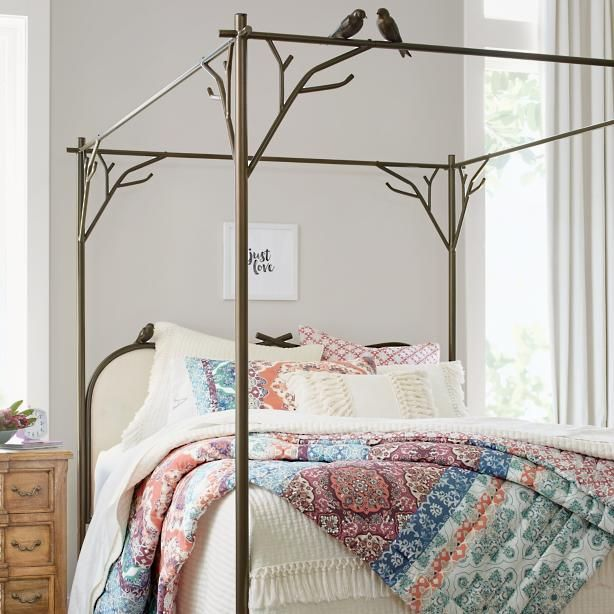 Best 25 Canopy Bed Frame Ideas On Pinterest 4 Poster
