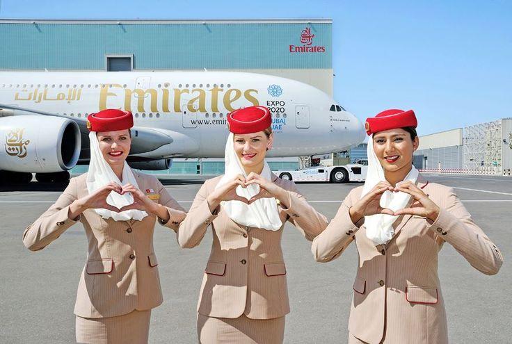 1000 Id Es Sur Le Th Me Emirates Cabin Crew Sur Pinterest