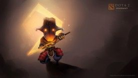 Dota 2 Chibi Juggernaut Yurnero HD Wallpaper 1920×1080