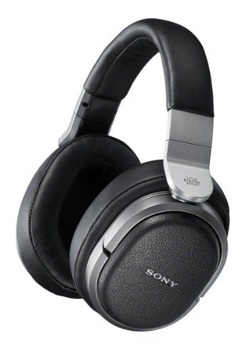 Sony MDRHW700DS 9.1-Channel Wireless Surround Sound Headphones Sony  ... all those channels in headphones ... okay?