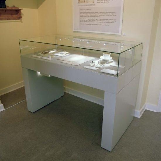 Museum Showcases, Museum Display Case (from accessdisplays.co.uk website)