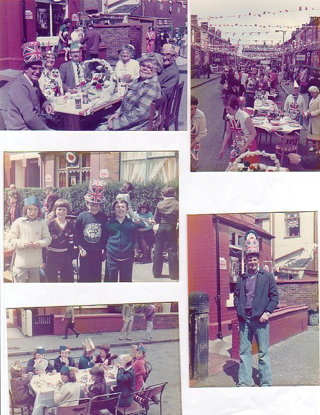 Jubilee Celebrations in 1977.  Anyone planning similar in 2012?