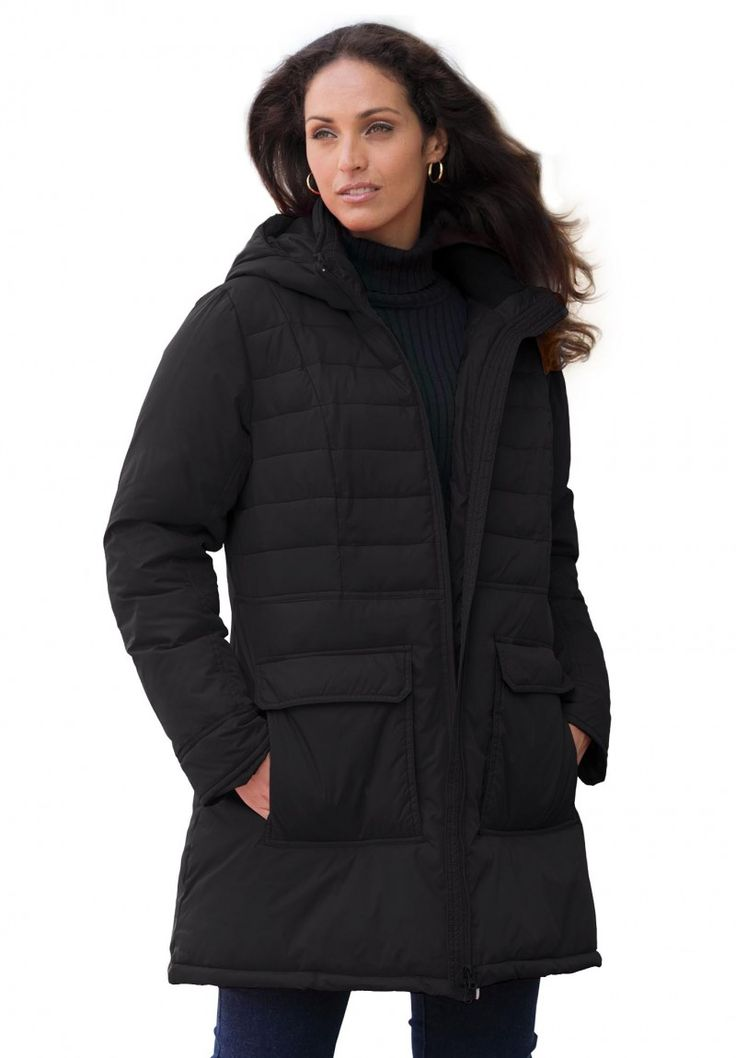 Plus Size Winter Coats9