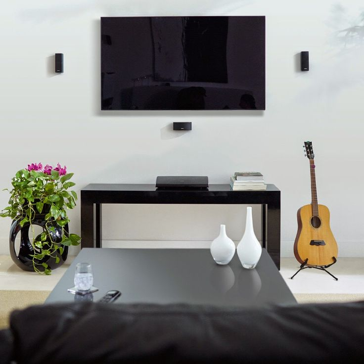 Bose Lifestyle 535 Series III Home Entertainment System (Black) - Store Online for Your Live and Style