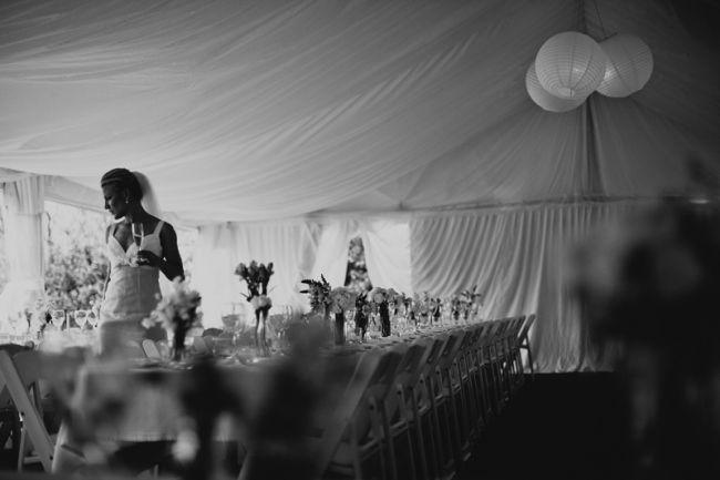 Luxury Estate Marquee Wedding | The Brides Tree - Sunshine Coast Wedding