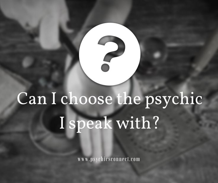 Can I choose the psychic I speak with?   Yes. Our customer service representatives will connect you to the psychic of your choice. For Uk, Ireland and Australia, you may also connect straight through to your psychic through Phonebill Connect. Dial the premium rte number, at the prompt enter the four-digit ID of your chosen reader.