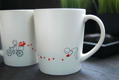 All My Love for You Couple Coffee Mugs