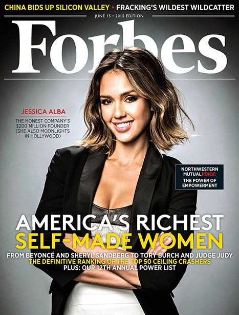 Jessica Alba's Honest Co. Hits $1 Billion: Find Out Her Net Worth! - Us Weekly