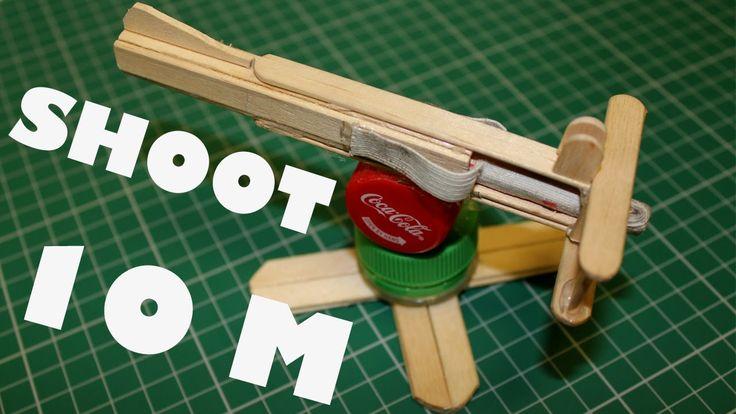 Make a mini canon!